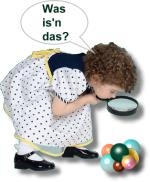 Forscherdrang in Kinderschuhen